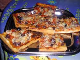 cuisiner sans viande recette de pizzza au chignon et viande hachée