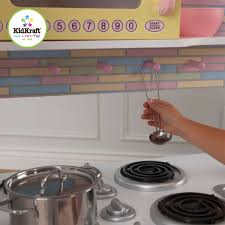 kidkraft küche uptown kidkraft uptown pastel kitchen 53257 pirum