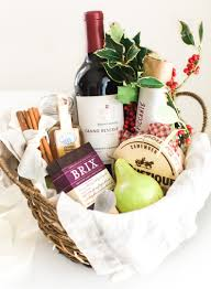 high end gift baskets gift basket wine stopper diy