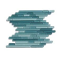 Glass Tile Kitchen Backsplash by Aqua Horizontal Mosaic Glass Tile Kitchen Backsplash Bathroom