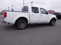 nissan frontier accessories 2014 2014 used nissan frontier 4x4 sl heated leather moonroof