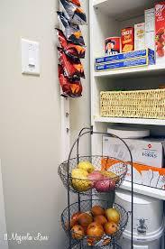 walk in pantry organization organized pantry with built in shelving 11 magnolia lane