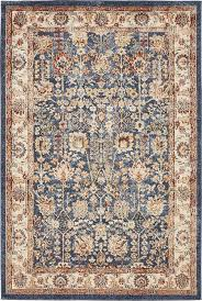 Faded Persian Rug by Amazon Com Traditional Persian Rugs Vintage Design Inspired