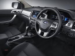 ford range rover look alike bangkok show facelifted ford ranger revealed goauto