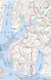 Tomales Bay Map Point Reyes Drakes Head Bay Area Mountain Bike Rides