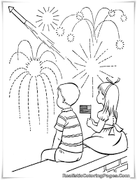 4th of july coloring pages coloring pages online