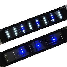 led aquarium light with timer amazon com beamswork et series 0 50w led aquarium light freshwater