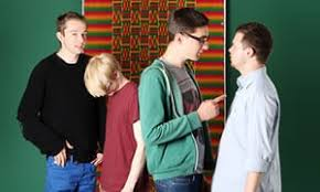 Seeking Alt J New Band Of The Day Alt J No 1 275 The Guardian