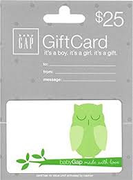 s gift card baby gap 25 gift card gift cards