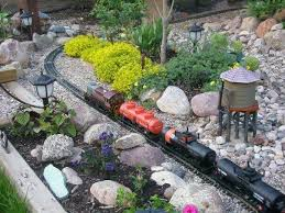 Garden Railroad Layouts Garden Layout Model Tables Pinterest Model