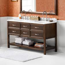 wayfair double bathroom vanity brooks 43 inch wayfair