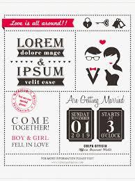 mot carte mariage mot créativité artistique de la carte d invitation de mariage en