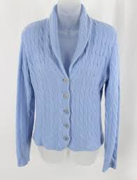 light blue cable knit sweater ralph lauren womens light blue cable knit cashmere sweater cardigan