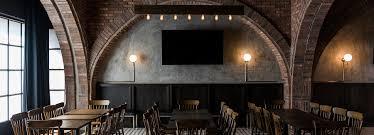 historic u0027salón sociedad u0027 transformed into rustic resto bar in