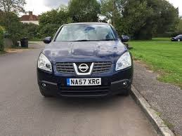 lovely nissan qashqai only 2 lady owners fsh and loads of