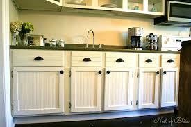 Kitchen Wall Cabinet Doors by Bathroom Inspiring Diy Beadboard Cabinets Nest Bliss Antique