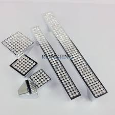 boutons de meubles de cuisine cristal armoires de cuisine tiroir boutons meubles placard armoire