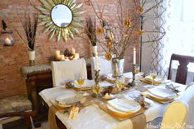 thanksgiving tablescape ideas tauni co