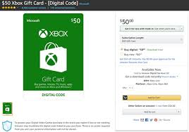 xbox 360 gift card 2 ways to buy xbox one using your gift card balance