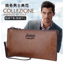 jeep clothing malaysia raya offer jeep new professional men fashion leather hand bag