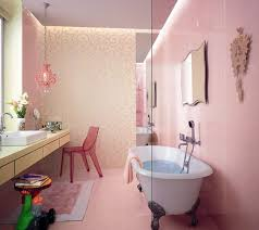 Beautiful Girls Bathroom - Girls bathroom design