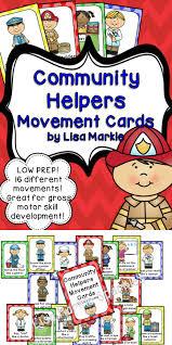 32 best community helpers activities pre k preschool images on