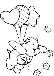 115 best colouring care bear images on pinterest care bears