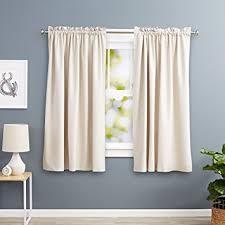 Insulated Curtains Amazon Amazon Com Amazonbasics Room Darkening Thermal Insulating
