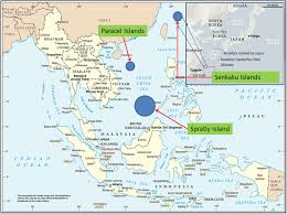 Map Of China And India by Benign Or Bellicose China And The South China Sea The