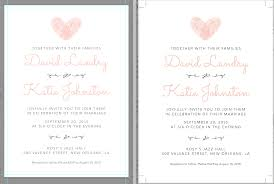 fingerprint wedding invitation suite by ciera design on creative