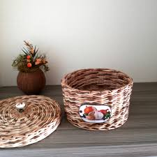 wicker kitchen basket onion basket onion bin onion box wicker