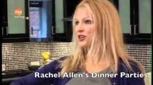 Rachel Allen Dinner Party - ballymaloe cookery yt channel embed