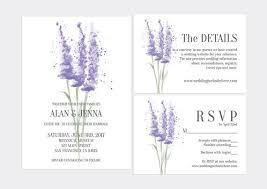 Lavender Wedding Invitations 34 Best Invitation Downloads Images On Pinterest Wedding