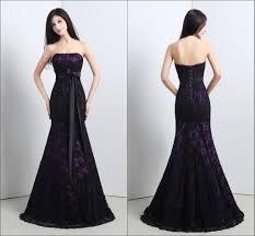 black purple wedding dresses newest u2013 navokal com