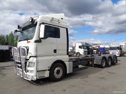 man tgx 35 540 8x4 4 trucks 2012 nettikone