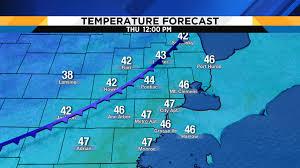 metro detroit weather a serious taste of winter