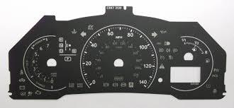 xe lexus ct ct200h kmh to mph speedo meter clocks dials