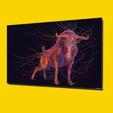 Home Decor Paintings by Online Get Cheap Taurus Paintings Aliexpress Com Alibaba Group