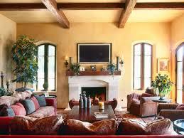 Spanish Home Design Living Room In Spanish Home Design Inspirations