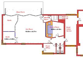 recording studio floor plan floor plan and specs