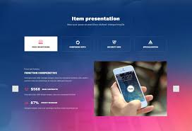 bootstrap themes free parallax free bootstrap blog theme
