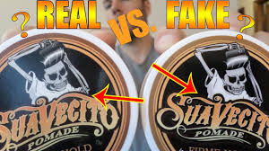 Pomade Kw or real suavecito are you being ripped