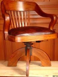 fauteuil de bureau americain fauteuil de bureau de type américain vers 1920 très beau pied