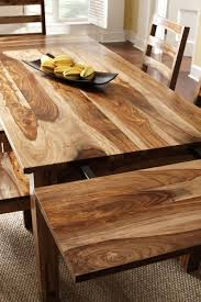 Captivating Solid Wood Dining Table Rustic Best Ideas About Rustic