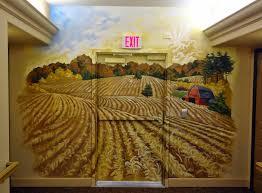 murals in memory care facilities portland oregon muralist farm murals in memory care facilities portland oregon muralist farm mural wheat fields mural