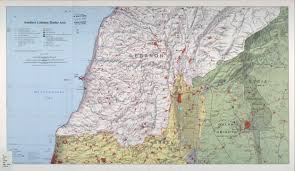Map Of Syria Free Printable Maps by Lebanon Maps Perry Castañeda Map Collection Ut Library Online