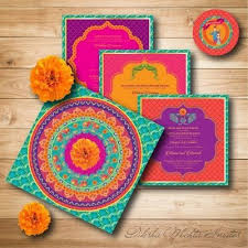 contemporary indian wedding invitations modern indian wedding invitations uk paperinvite