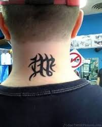 109 cool zodiac tattoos on neck