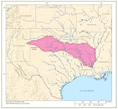 The National Map Chickasaw And Choctaw Tribes Cope With Multiyear Drought