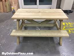 Great Easy Picnic Table Octagon Picnic Table Plans Easy To Do Ebay by As 25 Melhores Ideias De Kids Picnic Table Plans No Pinterest